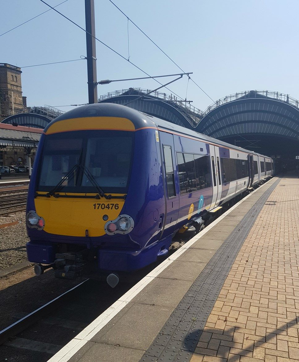 Image showing Northern Class 170 train