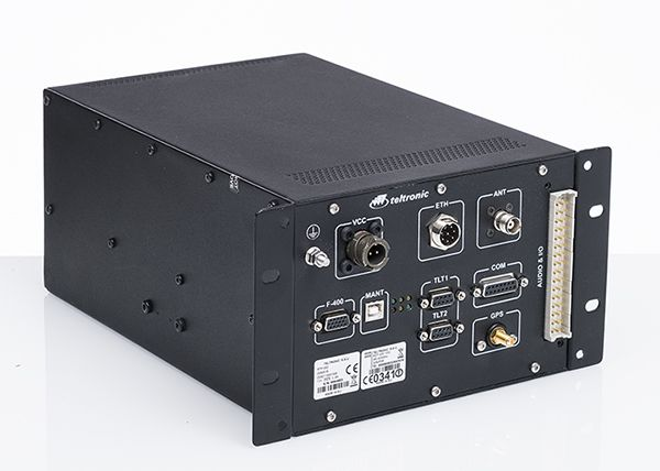 Image showing Teltronic radio equipment
