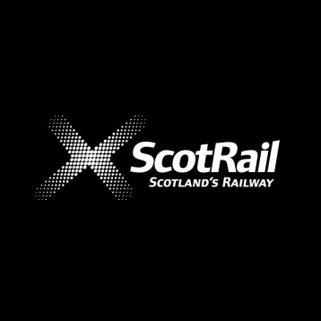 Image showing ScotRail logo