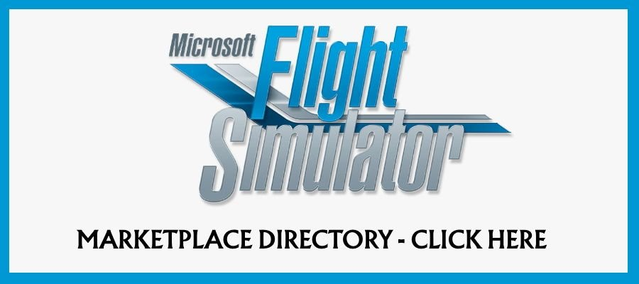 Clickable image taking you to the Microsoft Flight Simulator Marketplace Directory at DPSimulation