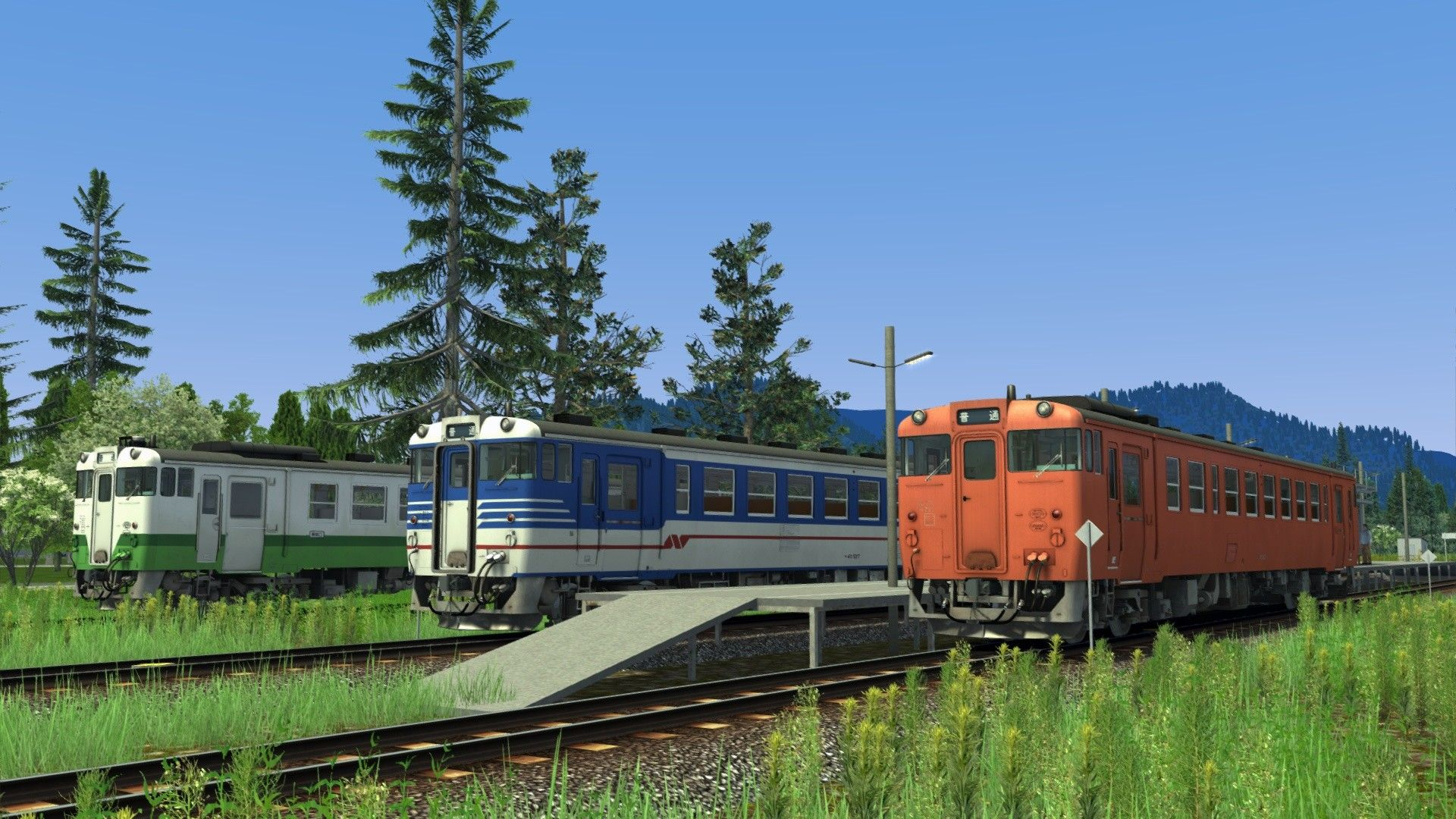 Train Simulator Tadami Line: Aizu-Wakamatsu to Tadami