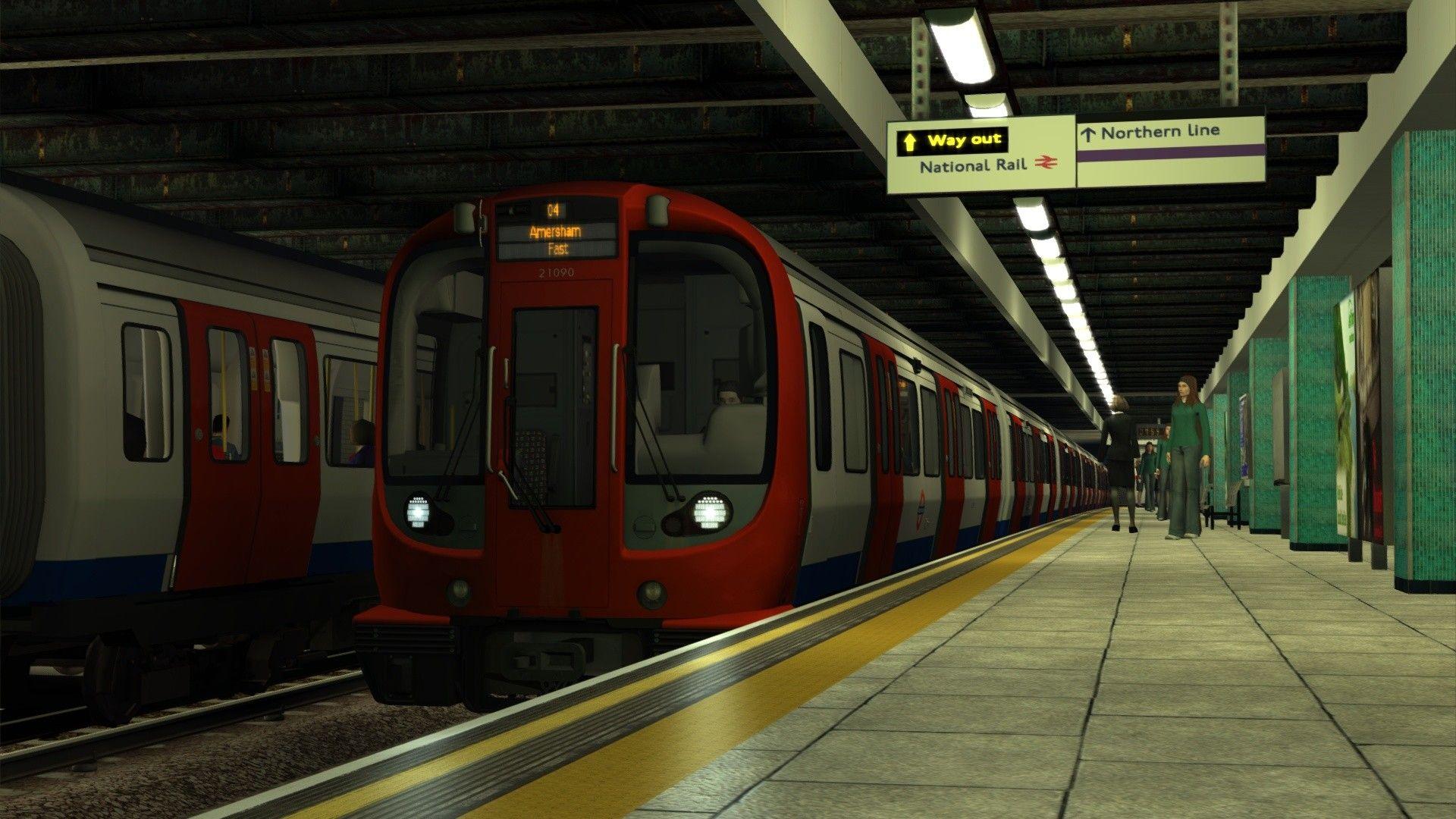 Train Simulator Metropolitan Line