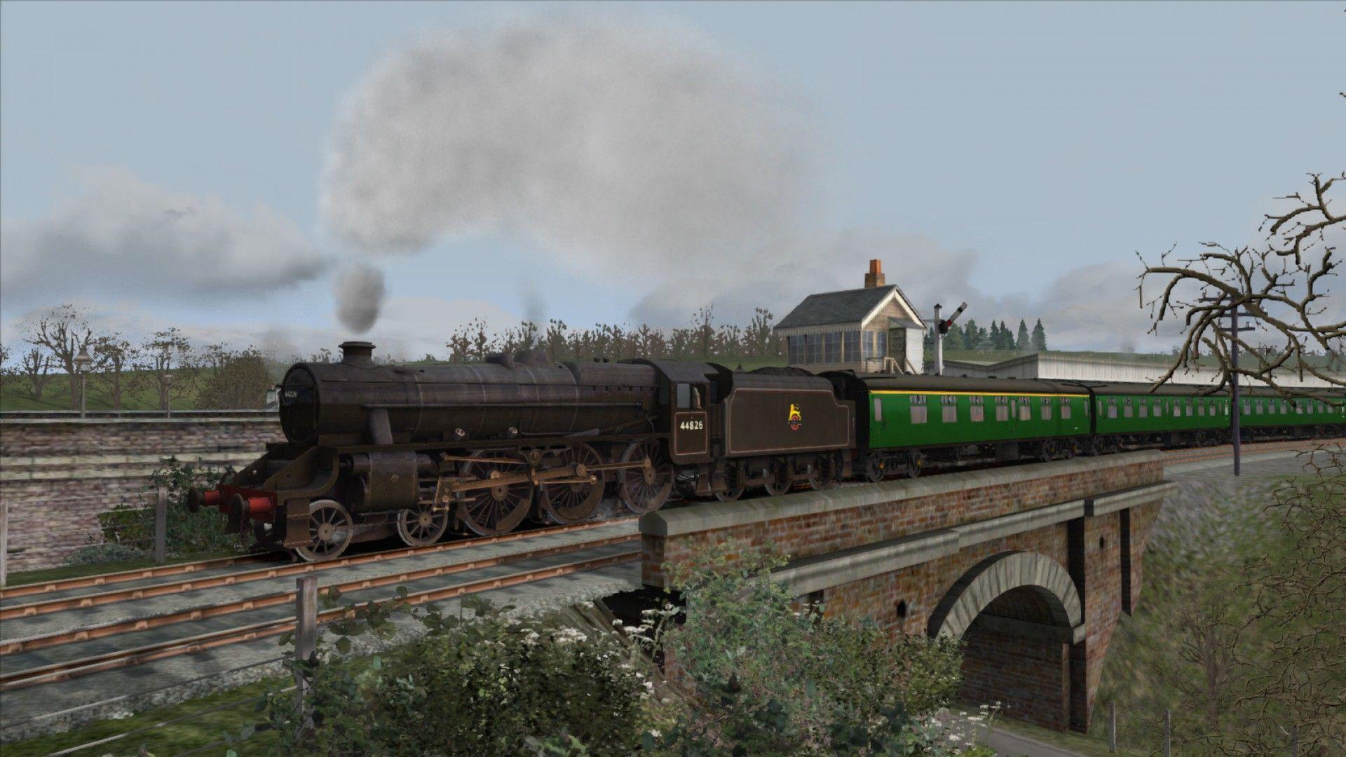 Train Simulator Somerset & Dorset Railway