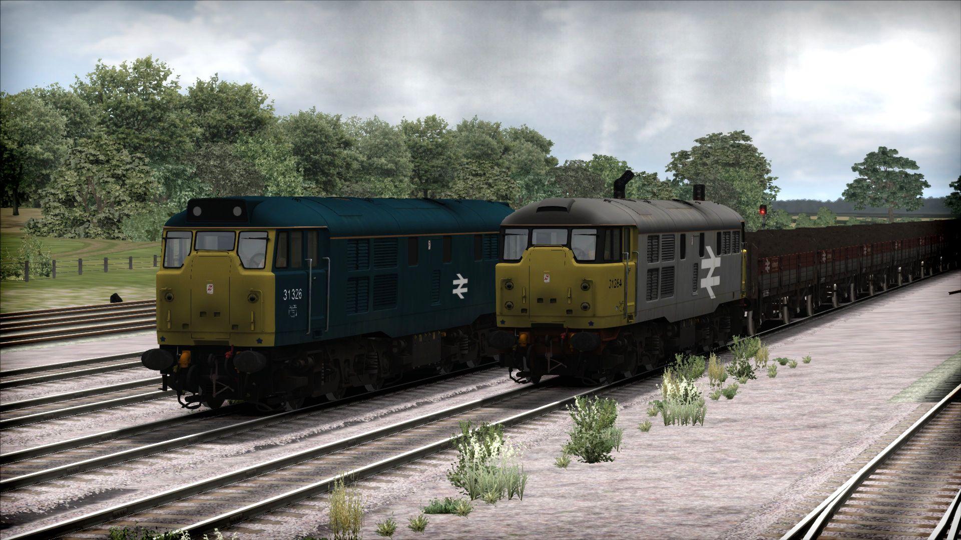 Train Simulator Class 31 Freight Pack