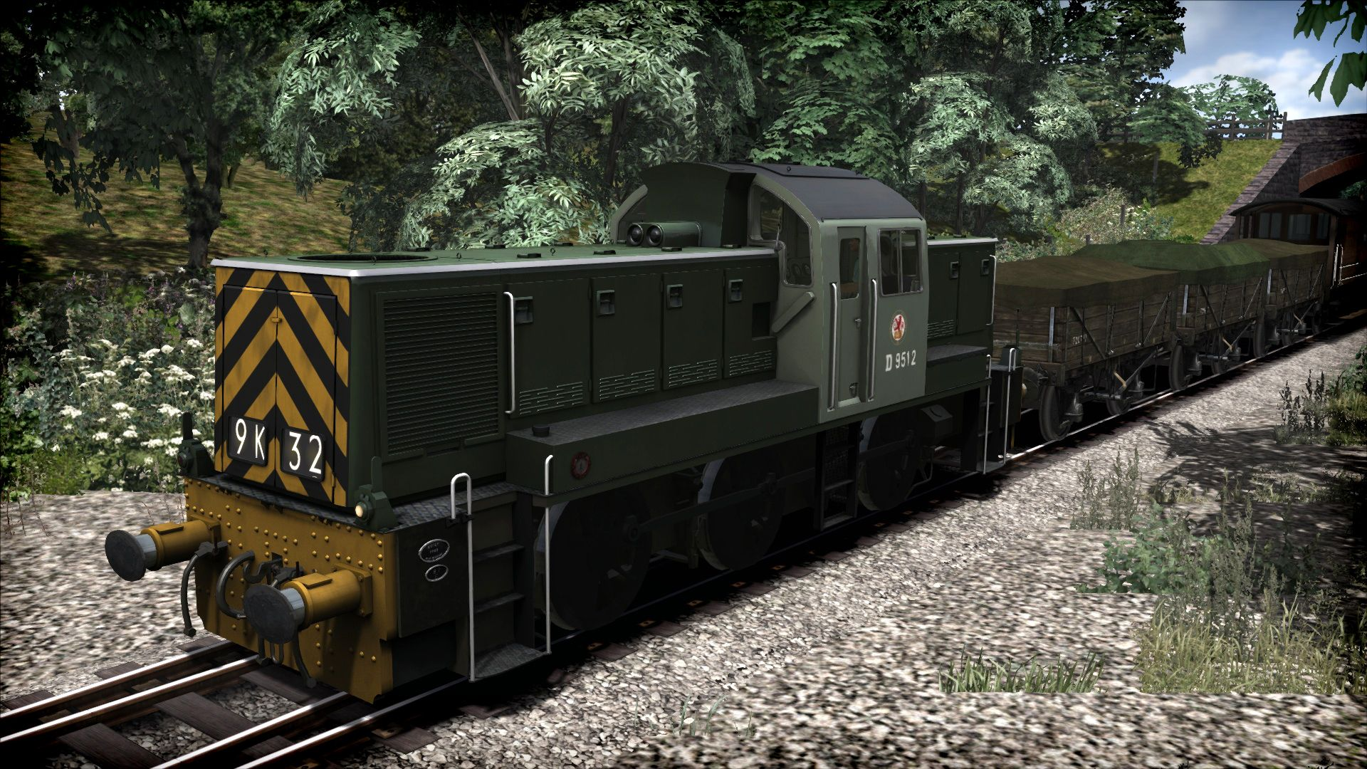 Train Simulator Class 14