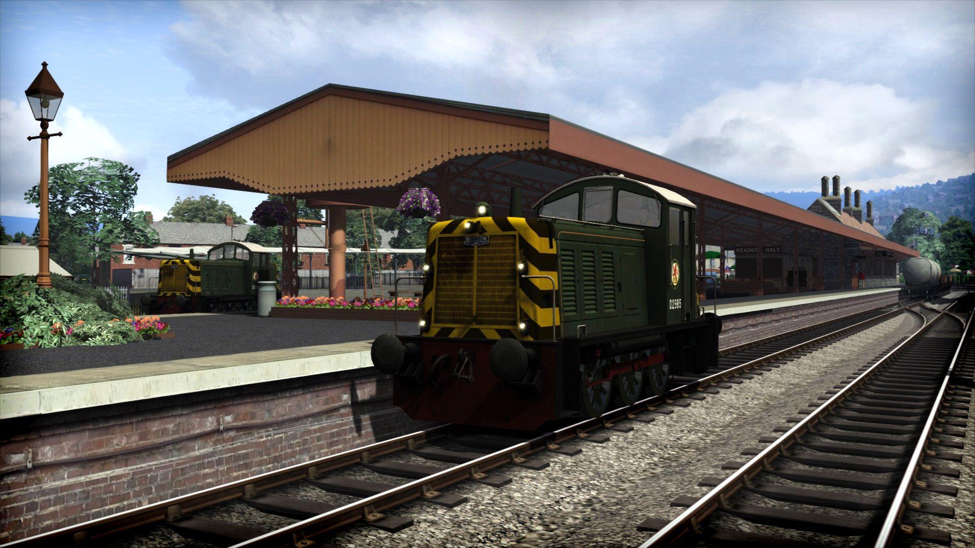Train Simulator Class 07