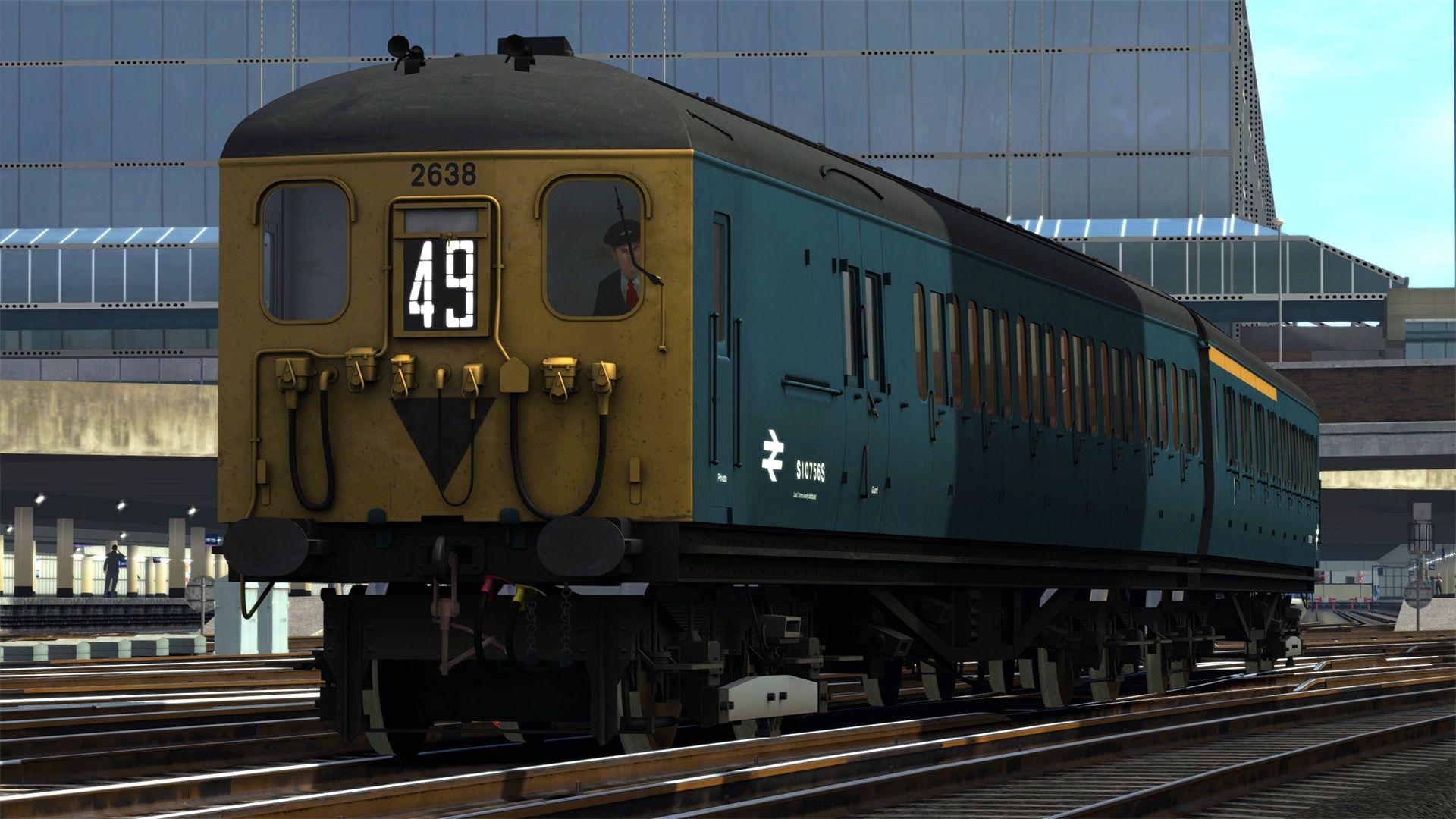 Train Simulator Class 402 2HAL