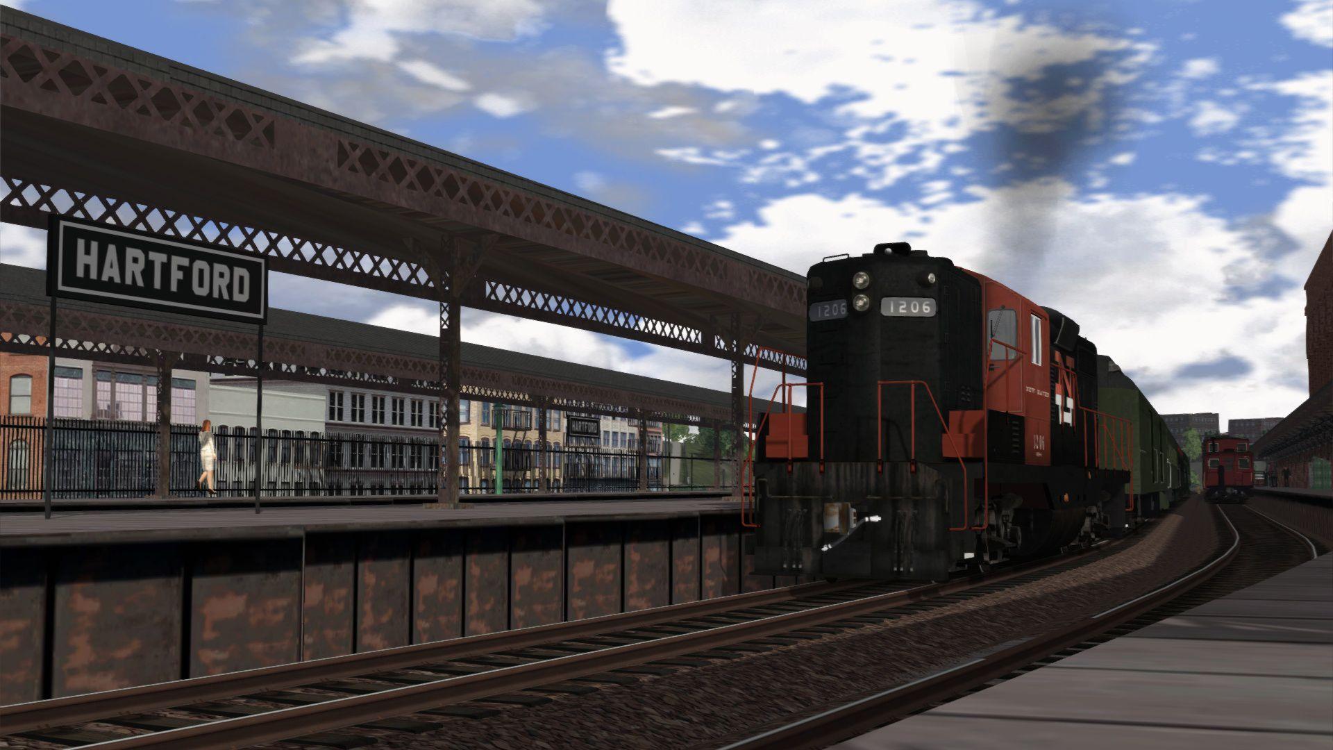 Train Simulator Springfield Line