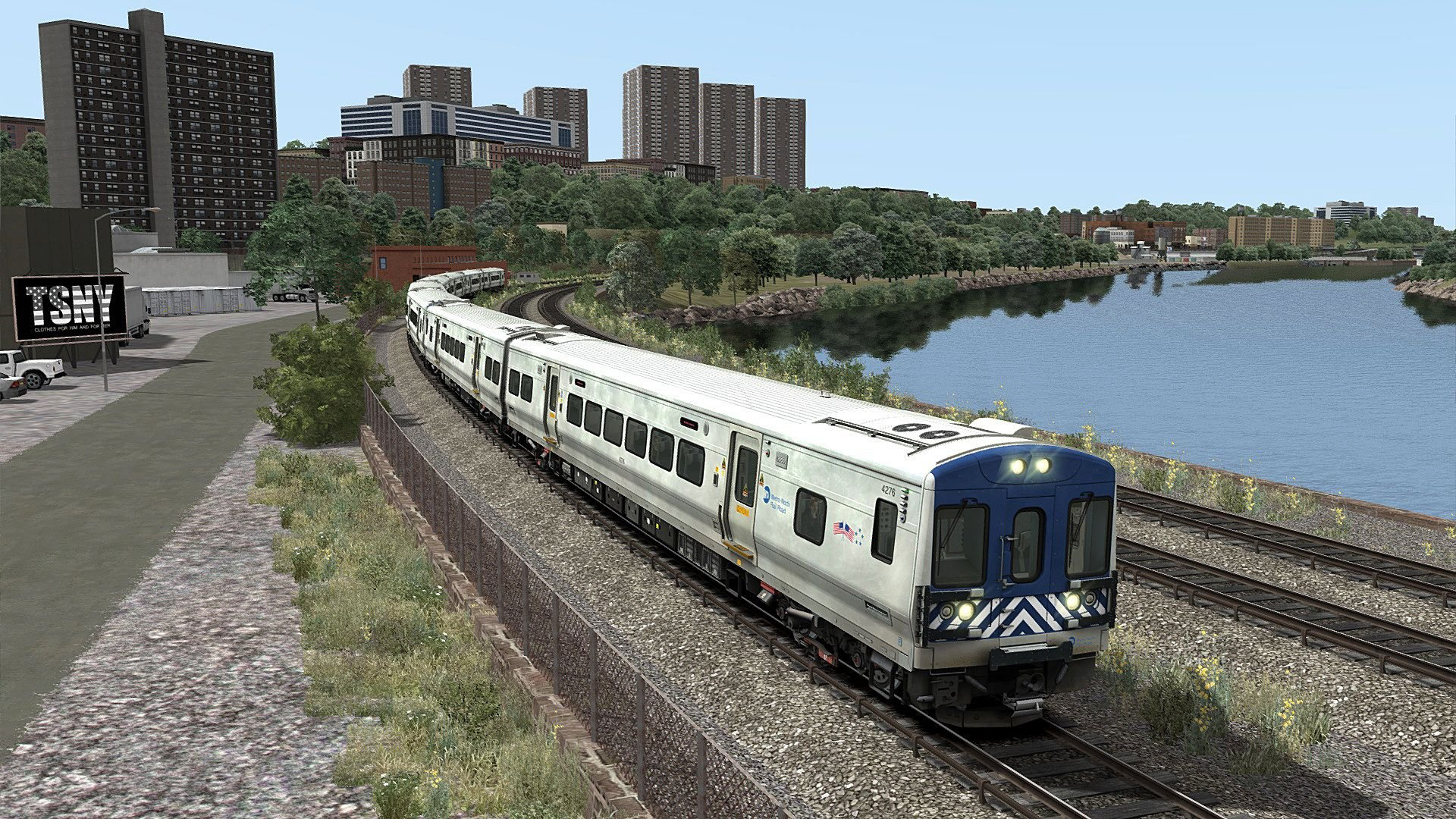 Train Simulator Hudson Line