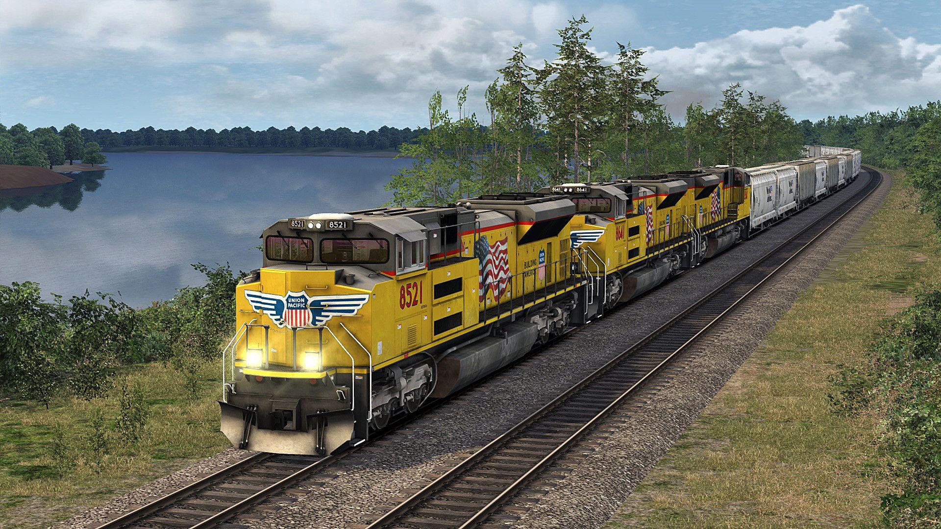 Train Simulator Granger Heartland