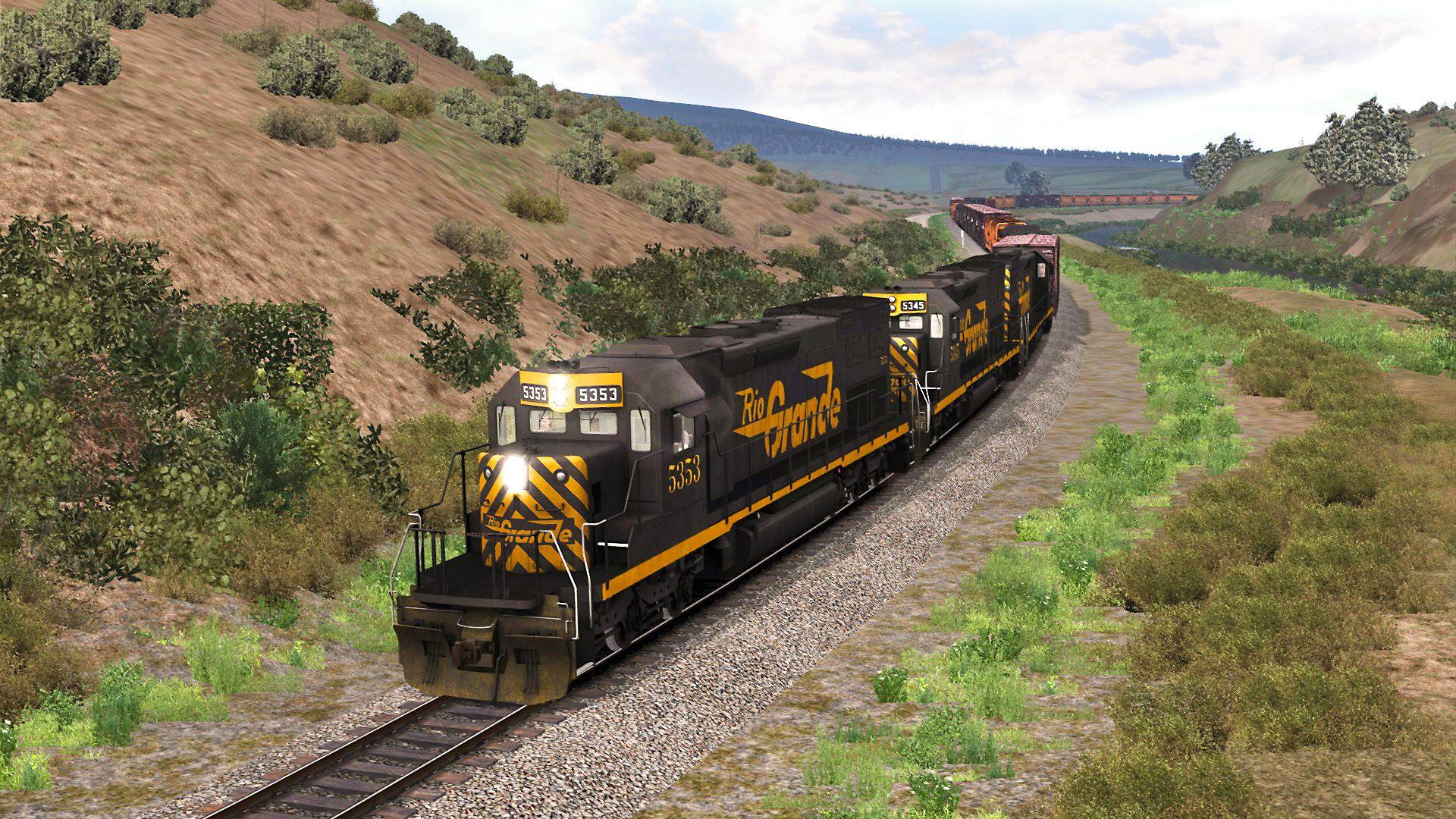 Train Simulator Salt Lake City Route Extension