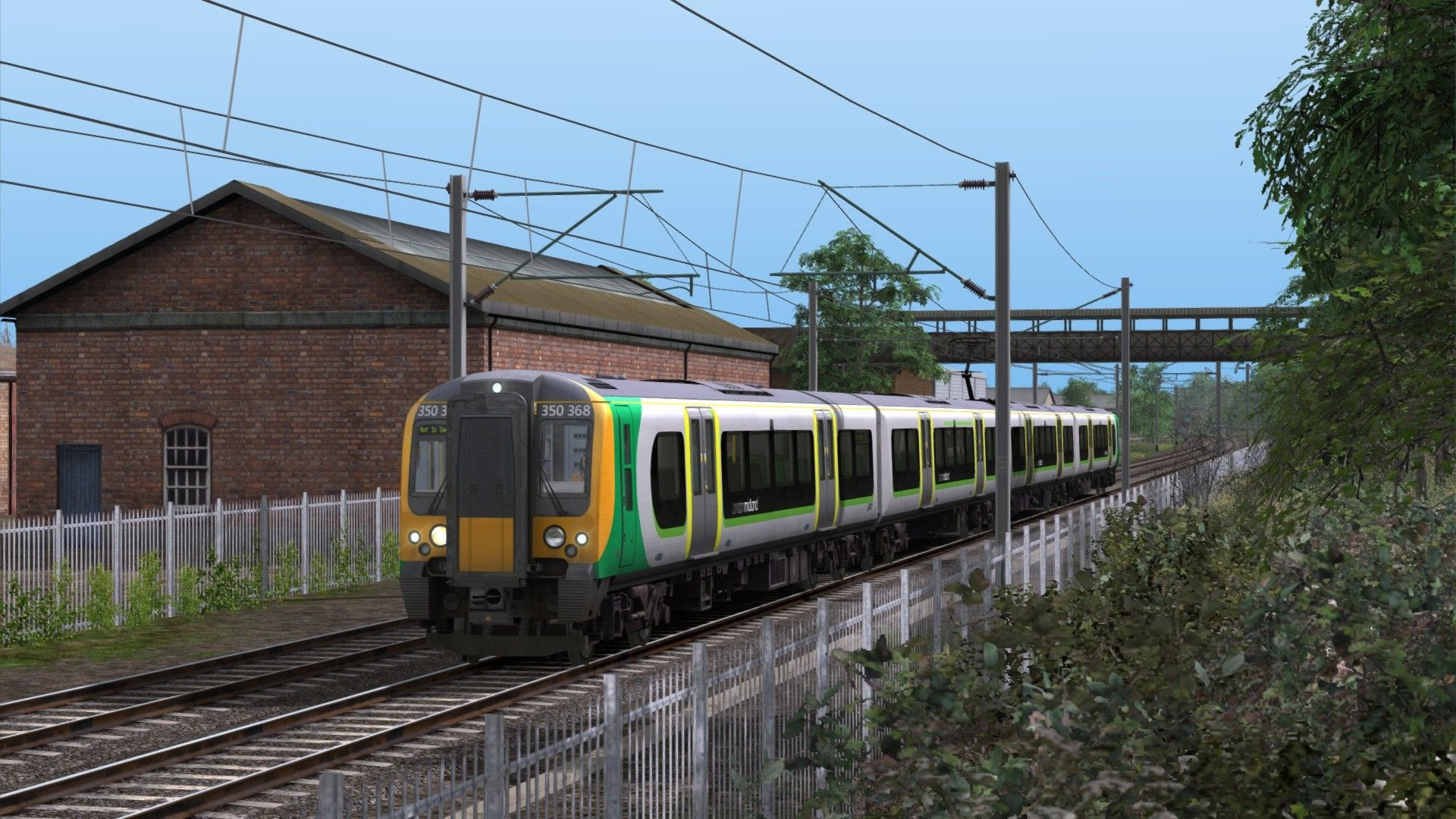 Train Simulator WCML South:  London to Birmingham