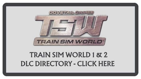 Clickable image taking you to the Train Sim World directory at DPSimulation