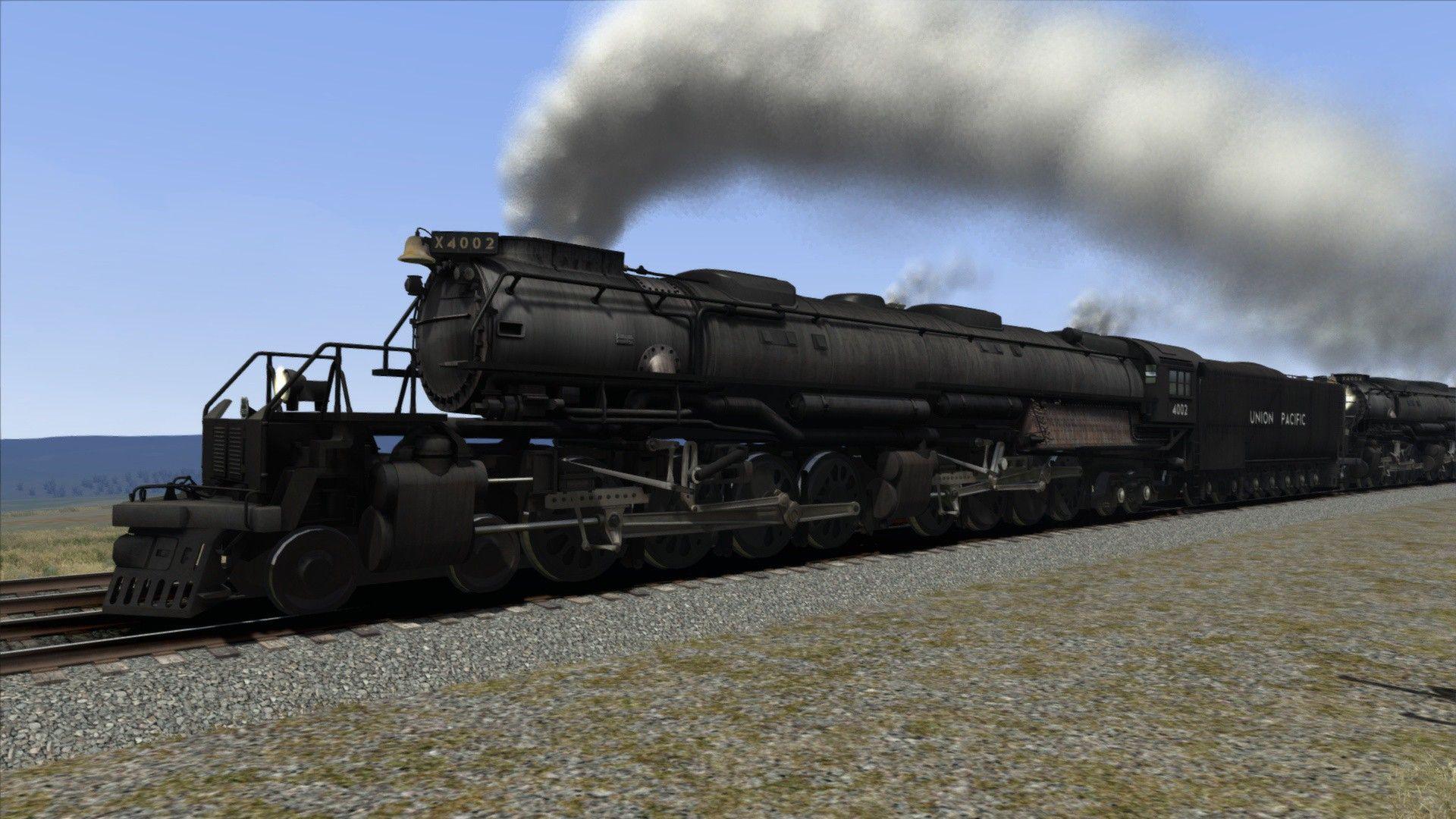Train Simulator Union Pacific Big Boy