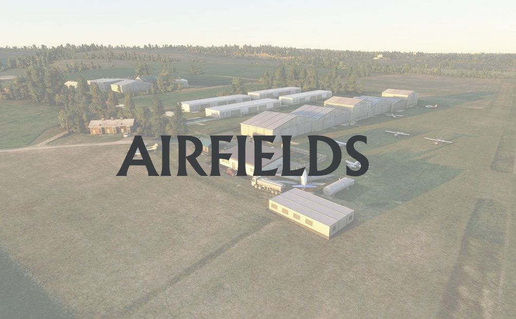 MSFS Airfields