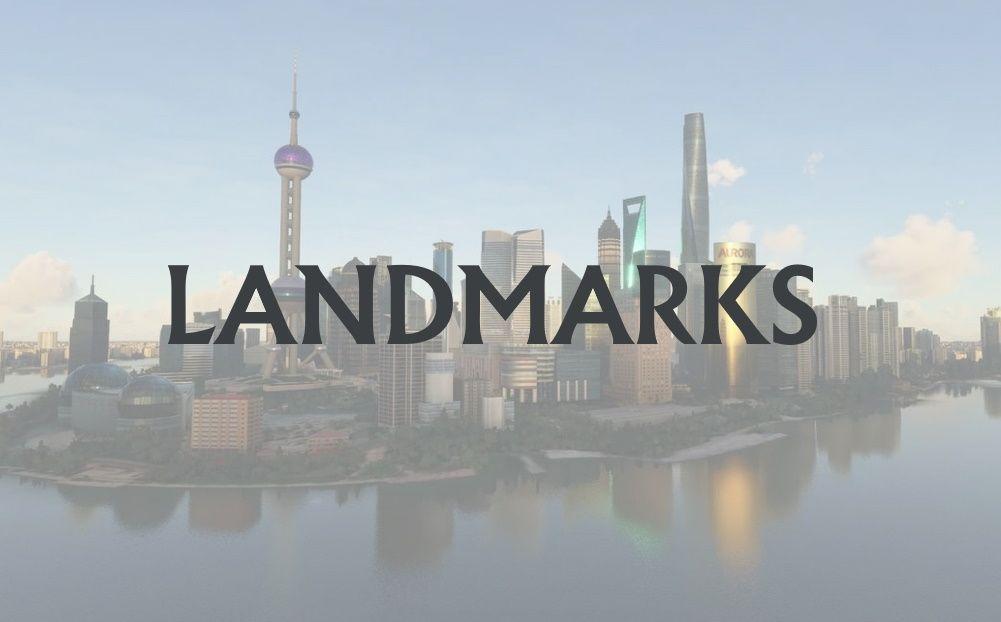 MSFS Landmarks