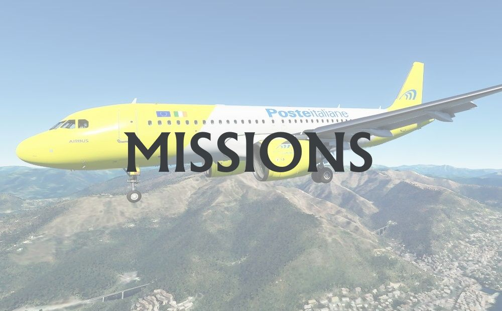 MSFS Missions