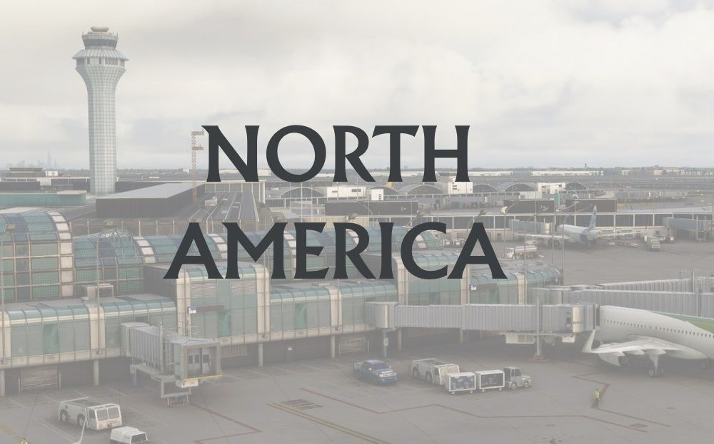 MSFS North American Airports