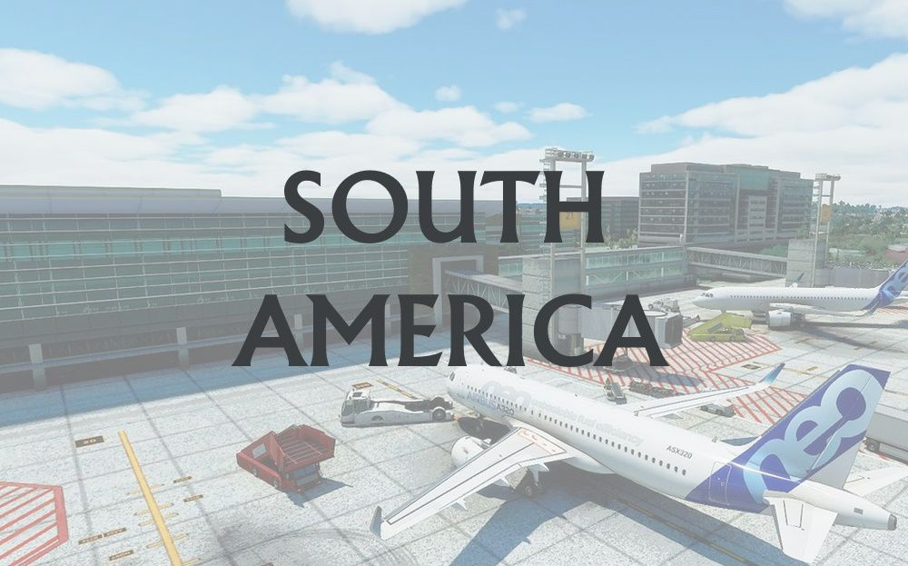 MSFS South American Airports