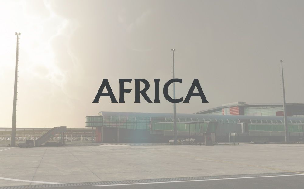MSFS African Airports