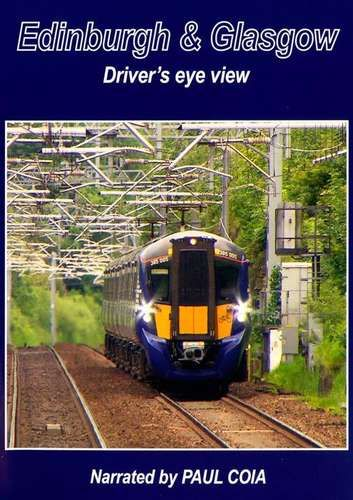 Clickable image taking you to the Edinburgh & Glasgow Driver's Eye View