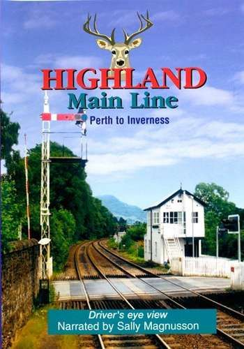 Clickable image taking you to the Highland Main Line Driver's Eye View