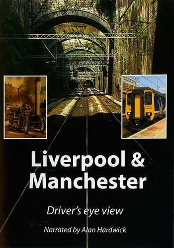 Clickable image taking you to the Liverpool & Manchester Driver's Eye View