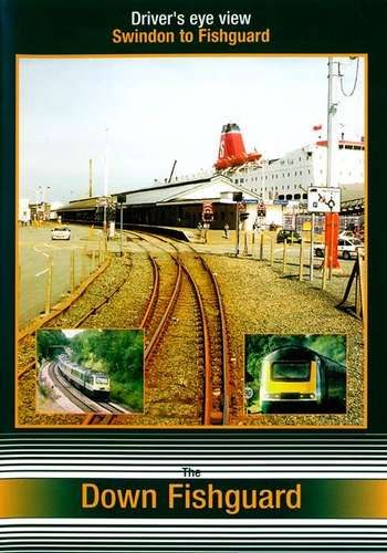 Clickable image taking you to the Down Fishguard Driver's Eye View