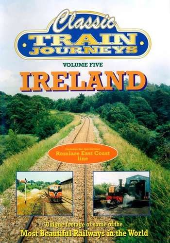 Clickable image taking you to the Classic Train Journeys of Ireland Driver's Eye View