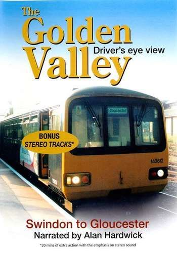 Clickable image taking you to the Golden Valley Driver's Eye View