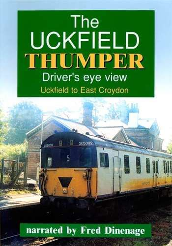 Clickable image taking you to the Uckfield Thumper Driver's Eye View