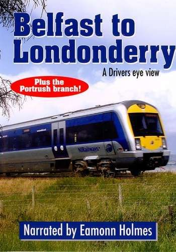 Clickable image taking you to the Belfast to Londonderry Driver's Eye View