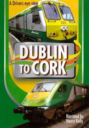 Clickable image taking you to the Dublin to Cork Driver's Eye View