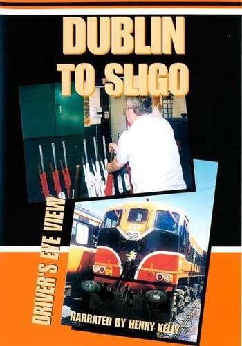 Clickable image taking you to the Dublin to Sligo Driver's Eye View