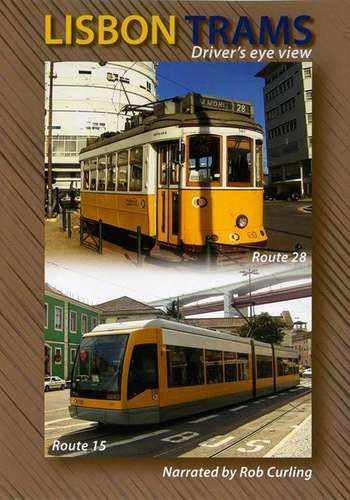 Clickable image taking you to the Lisbon Trams Driver's Eye View