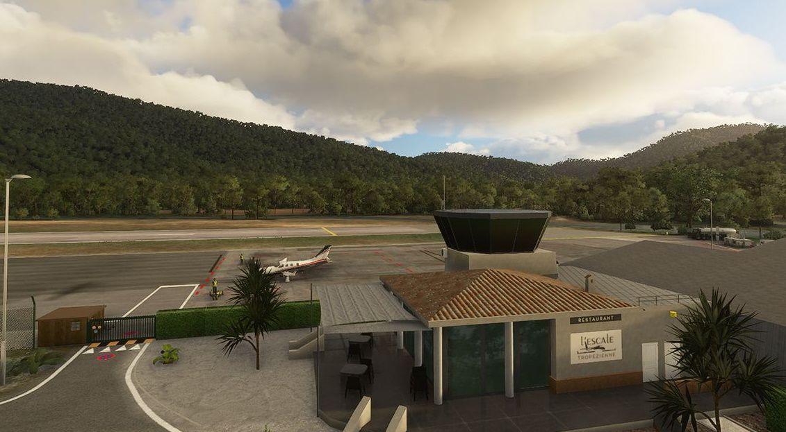 MSFS LFTZ Saint-Tropez Pilot Experience Sim