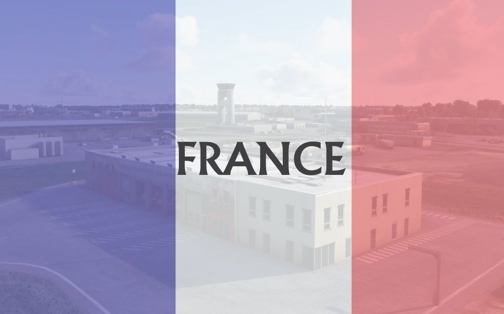 MSFS France Airports