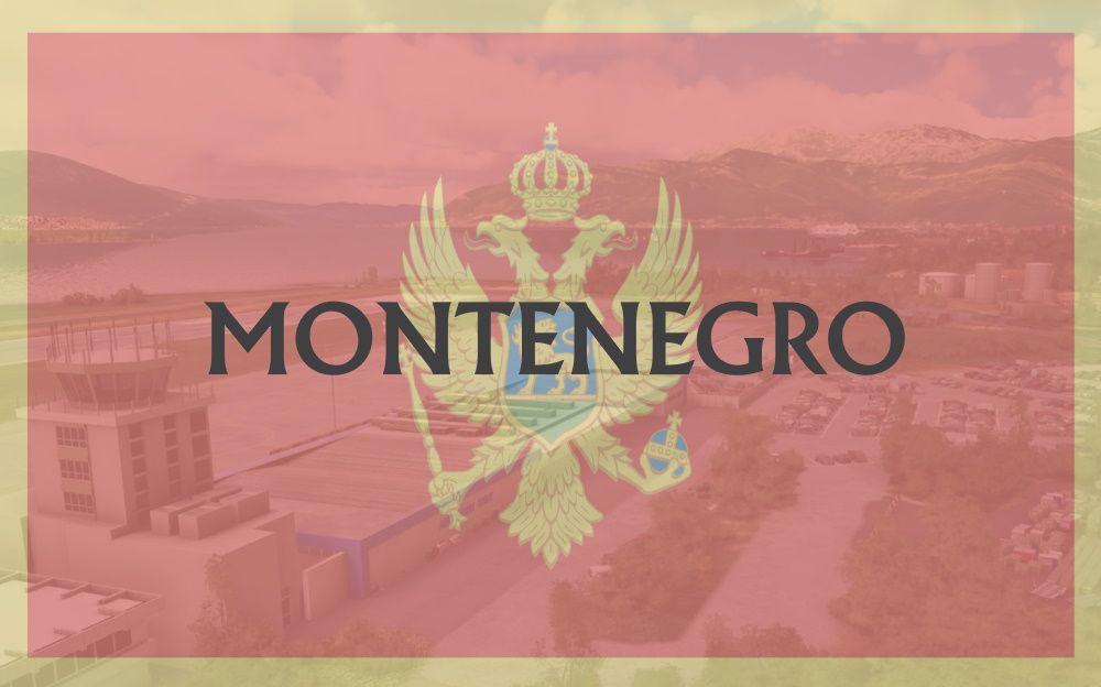 MSFS Montenegro Airports