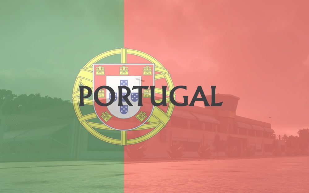 MSFS Portugal Airports
