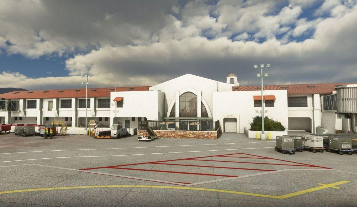 MSFS KSBA Santa Barbara Municipal