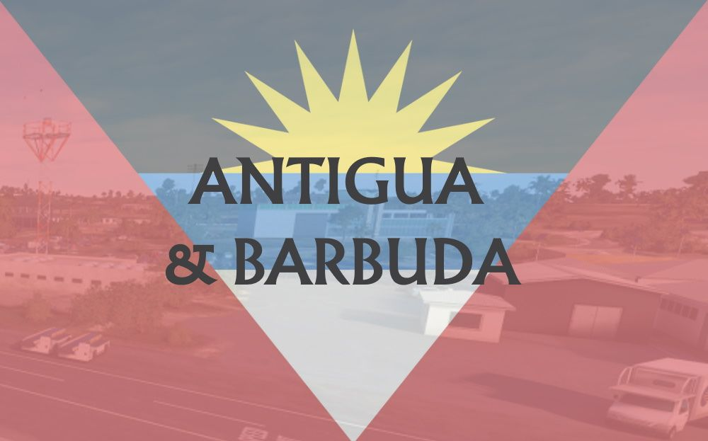 MSFS Antigua & Barbuda Airports