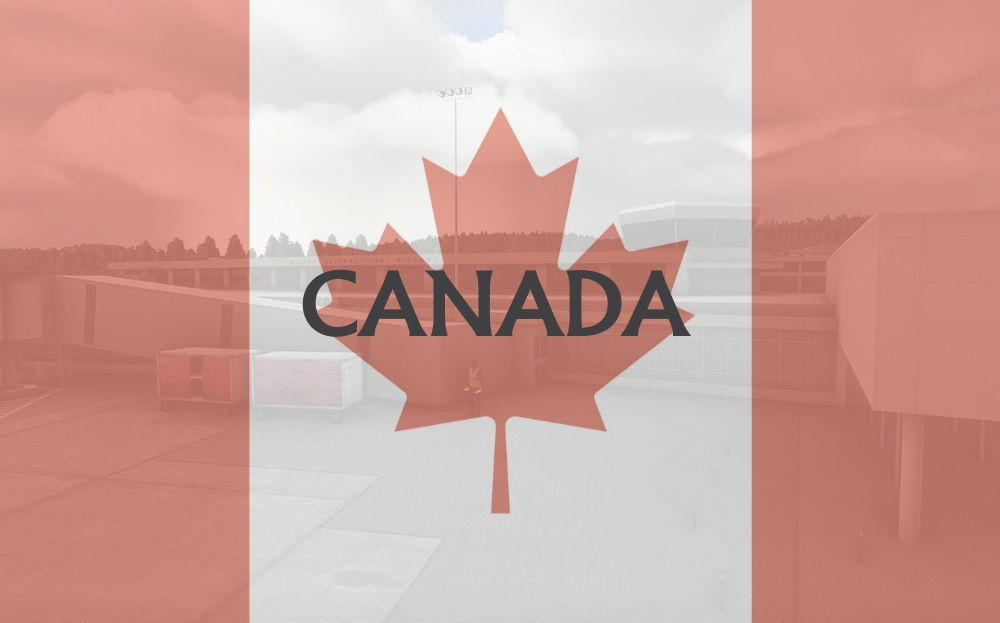 MSFS Canada Airports