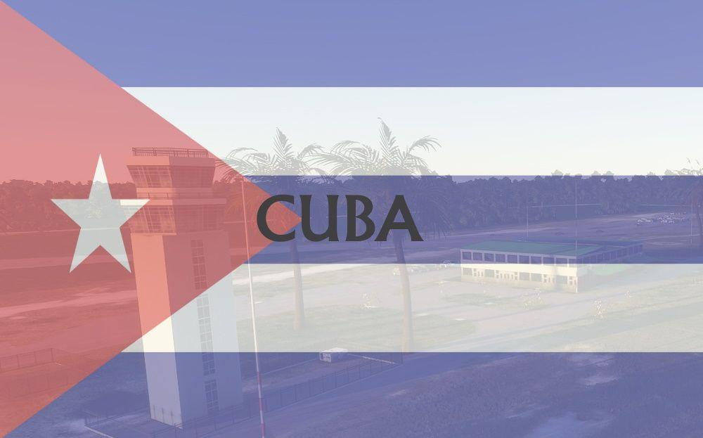 MSFS Cuba Airports