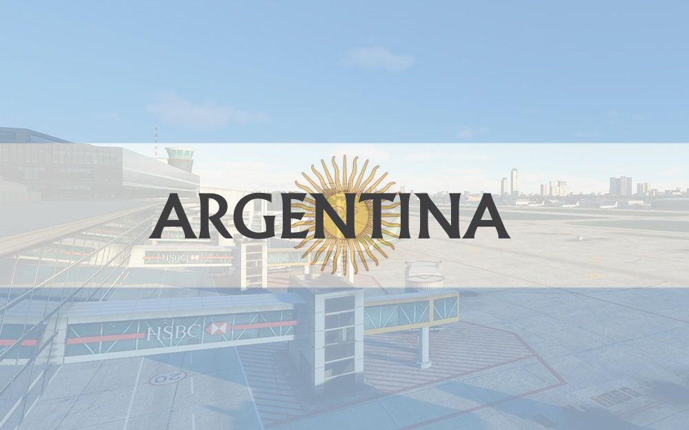MSFS Argentina Airports
