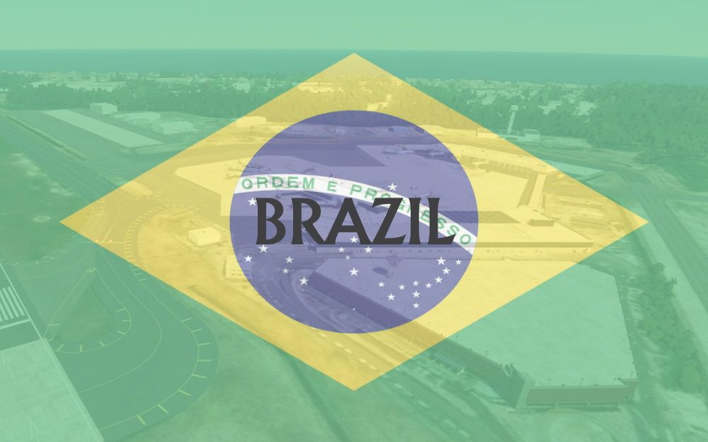 MSFS Brazil Airports