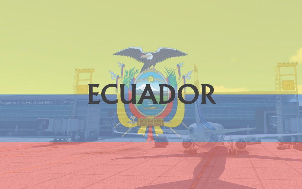 MSFS Ecuador Airports
