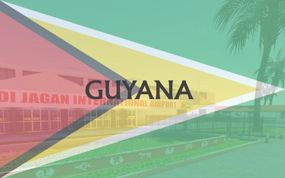 MSFS Guyana Airports