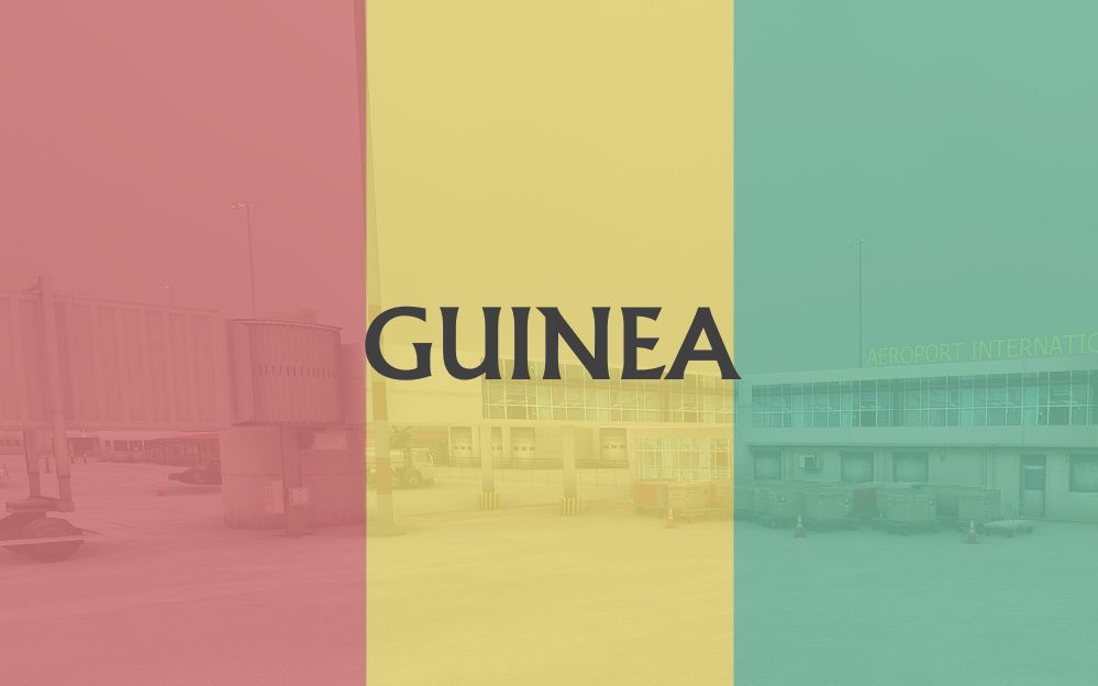 MSFS Guinea Airports