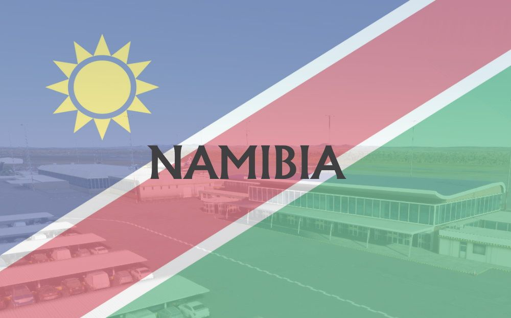 MSFS Namibia Airports