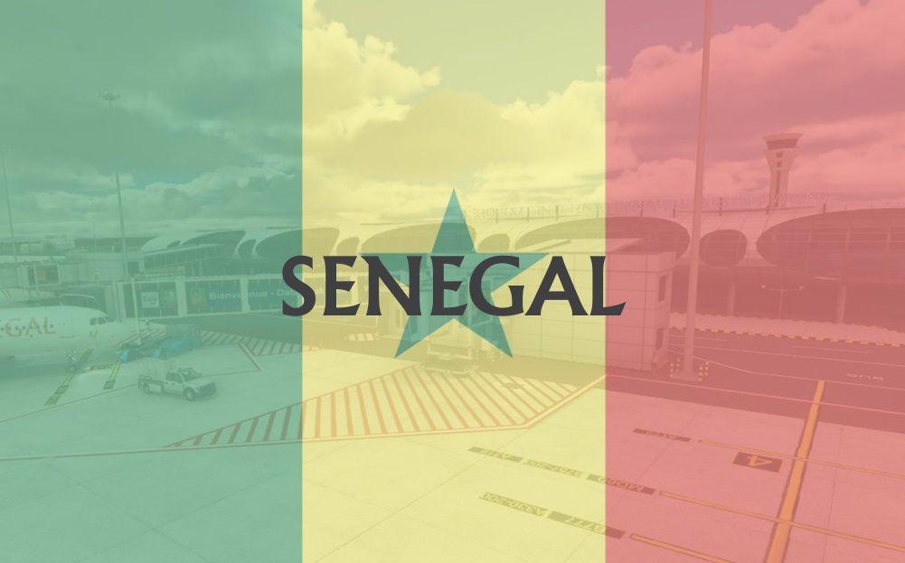 MSFS Senegal Airports